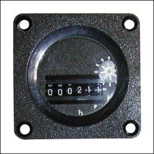 СВН2-02,счетчик времени наработки.