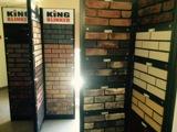 Клинкерная фасадная плитка под кирпич BrickLAND, KING KLINKER, DeKERAMIK