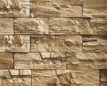 Декоративный камень Каменный утес, карамельный