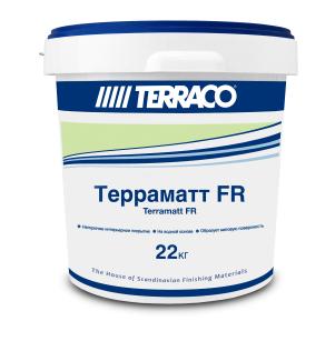 Пожаробезопасная краска Террамат FR, 22кг