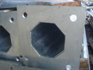 Опора граненая коническая ОГК-4 В НАЛИЧИИ