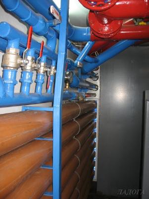 Производство трубного оборудования водного транспорта