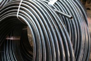 Труба ПНД для кабеля техническая 75х3.6 мм гладкая