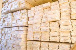 Имитация бруса 20x145x6000 по 4 доски в упаковке, сорт АБ