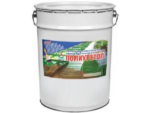 Полиуретол — грунт-эмаль по ржавчине ( ТУ 2312-018-98310821-2009 )