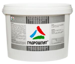 Гидрошпат — гидроизоляция пола, гидроизоляционная уретановая шпатлёвка на водной основе