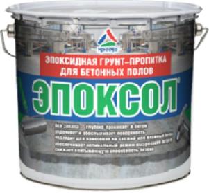 Эпоксол — пропитка для бетонных полов и стяжек