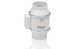Канальный вентилятор TD 160/100 N SILENT