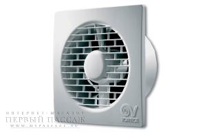 Вытяжной бытовой бесшумный вентилятор Punto Filo MF 90/3,5 T