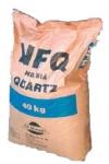 Кварц зернистый фракция 0,7-1,2мм (40 кг)