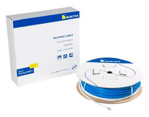 Электрические тёплые полы Elektra VCD 10/1560 для укладки в стяжку