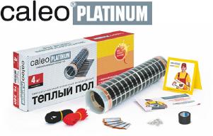 Тёплый пол пленочный Caleo Platinum 50/230 - 0,5 - 3,5 кв.м.