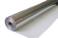 Подложка для теплого пола металлизированная теплоотражающая, 1000x3 мм