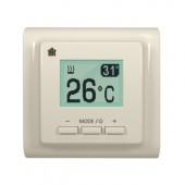 Терморегулятор для теплого пола IWarm 711 кремовый