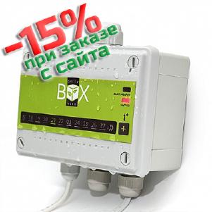 Терморегулятор ТР 600 для обогрева грунта в теплицах