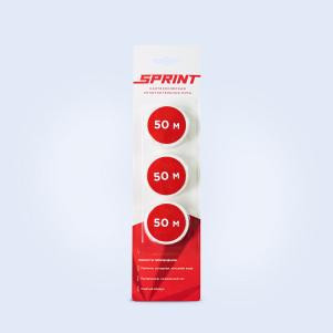 Нить уплотнительная SPRINT 50м, набор катушек 3х50м