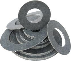 Прокладки паронитовые для фланцевых соединений