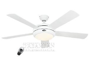 Люстра - вентилятор (потолочный вентилятор со светильником) Casafan Titanium 132 WE RC