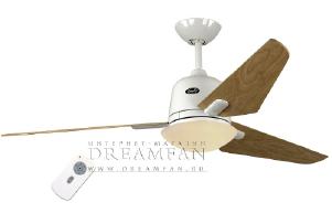 Люстра - вентилятор (потолочный вентилятор со светильником) Casafan Eco Aviatos 132 WE-AH RC