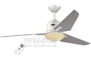 Люстра - вентилятор (потолочный вентилятор со светильником) Casafan Eco Aviatos 132 WE-SL RC