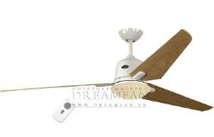 Люстра - вентилятор (потолочный вентилятор со светильником) Casafan Eco Aviatos 162 WE-AH RC