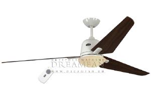 Люстра - вентилятор (потолочный вентилятор со светильником) Casafan Eco Aviatos 162 WE-NB RC