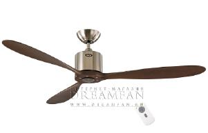 Потолочный вентилятор Casafan Aeroplan Eco 132 BN-NB RC (313246CAS)