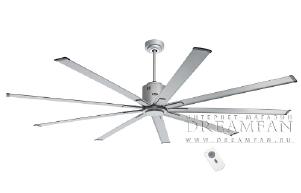 Потолочный вентилятор Casafan Big Smooth Eco 220 TS RC (922012CAS)