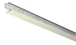 Профиль T-24 NORMA белый матовый L=1.20 (мет.)