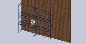 рама с лестницей 42х1,5 от производителя