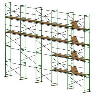 горизонталь 3 метра для рамных строительных лесов ЛРС 40 от производителя мега г. Санкт-Петербург.