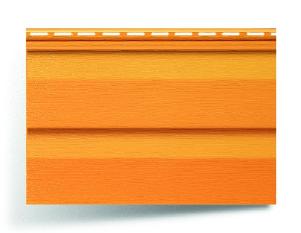 Сайдинг Оранжевый