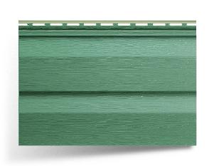 Винил сайдинг Зеленый купить в Краснодаре