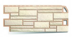 Фасадные панели под камень белый купить в Воронеже