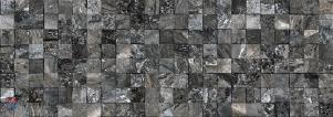 Керамический Гранит Porcelanosa Recife Antracita Mosaico 31.6x90 cm