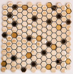 Керамическая мозаика Bonaparte Absolute