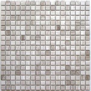 Мозаика из натурального камня Bonaparte Dunes-15 slim (POL)