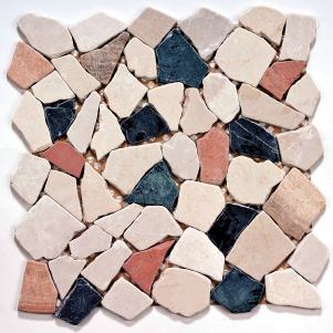 Мозаика из натурального камня Bonaparte Rim II