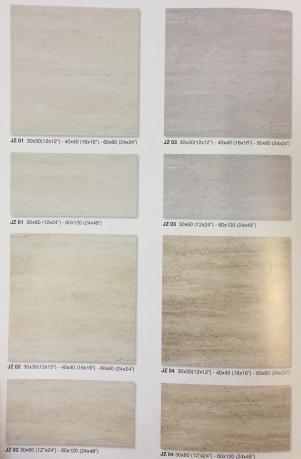 Керамический гранит лапатированный Estima Jazz 30х60 см - JZ01,JZ02,JZ03,JZ04