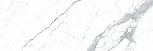 Тонкий керамический гранит Laminam I Naturali Marmi Bianco Statuario Venato 1000х3000х5.6 мм