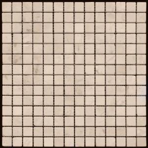 Мозаика из натурального камня серия ADRIATICA M030-20T (Crema Marfil Extra)