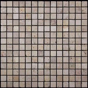 Мозаика из натурального камня серия ADRIATICA M090-20T (Travertine)