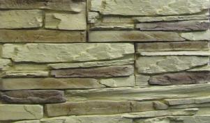 Декоративный камень СКАЛА, светло-бежевый