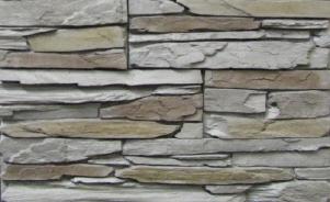 Декоративный камень СКАЛА, серый