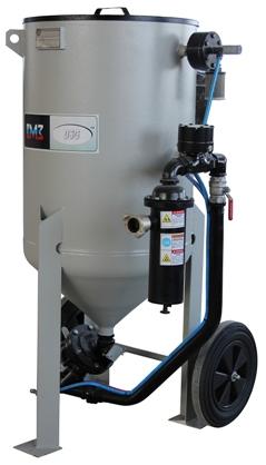 Пескоструйный аппарат DSG-200 с дистанционным управлением