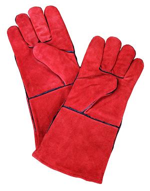 Перчатки пескоструйщика,кожаные