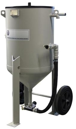 Дробеструйный аппарат DSG-250