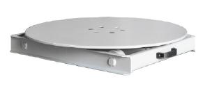 Стационарный поворотный стол для пескоструйной камеры