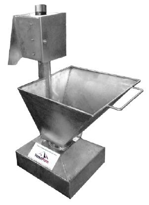 Мукопросеиватель МПУ-500Н из нержавеющей стали