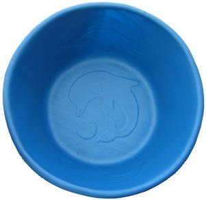 """Купель пластиковая детская """"Дельфин"""". Цвет: Синий"""